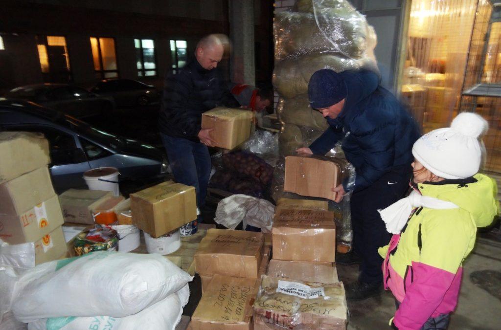 Координатори Омбудсмана сприяють наданню допомоги вимушеним переселенцям