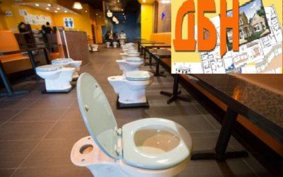 Якщо вам у закладі харчування кажуть, що в них немає туалету – відсилайте їх на три букви!
