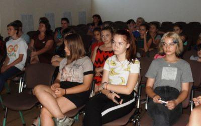 У Чугуєві вихованці GoCamp відкрили для себе Docudays UA