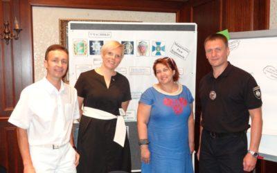 У Харкові обговорено співпрацю між громадами та поліцією