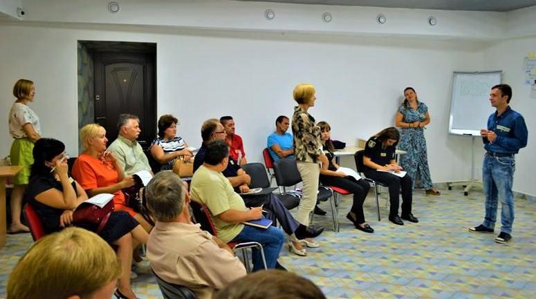 У Вознесенську шукали шляхи ефективної взаємодії поліції та громади