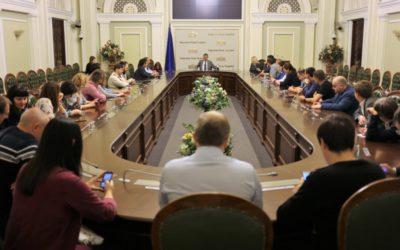 Правозахист, докази та комунікація – у Києві пройшов другий етап навчання майбутніх омбудсменів з виборчих прав
