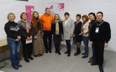16 днів проти насильства на Харківщині почалися з «Жінки в полоні»