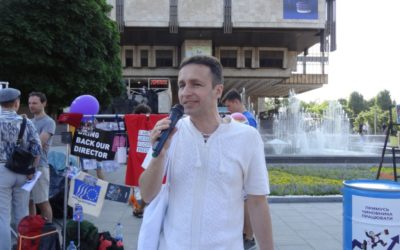 Громадський центр «ДУМА» представили на «Галереї реформ»