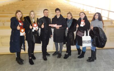 «Українські шерифи» в гостях у студентів ХНУВС
