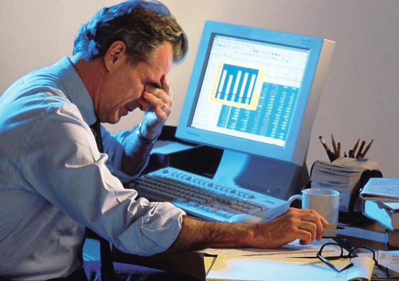Чи повинен роботодавець надавати додаткову відпустку працівнику за роботу за комп'ютером