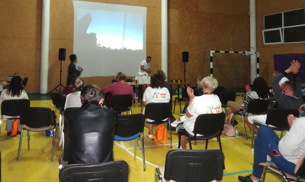 «Українські шерифи» та «Шерифи для нових громад» були представлені модераторам кіноклубів Docudays UA