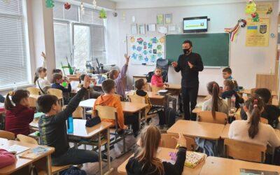 Учні отримали «щеплення»… від булінгу та кібербулінгу