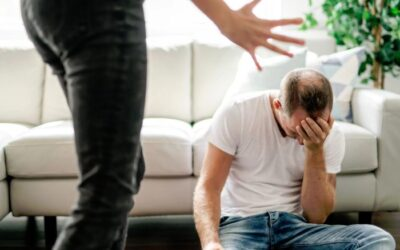 Мужчины в Харькове страдают от домашнего насилия молча